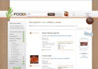 Food.com, almacena tus recetas de cocina favoritas