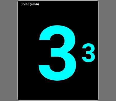 Velocidad Gps