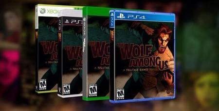 The Wolf Among Us llegará a PS4 y Xbox One en noviembre