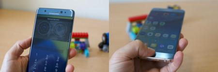 Sistemas Identificacion Biometrica Galaxy Note 7