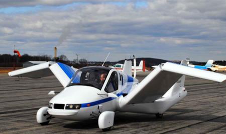 Terrafugia TF X se pasa al crowdfunding para darle alas a su coche volador
