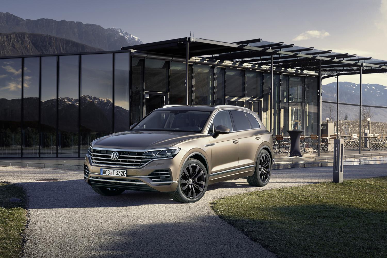 Foto de Volkswagen Touareg 2018, toma de contacto (28/83)