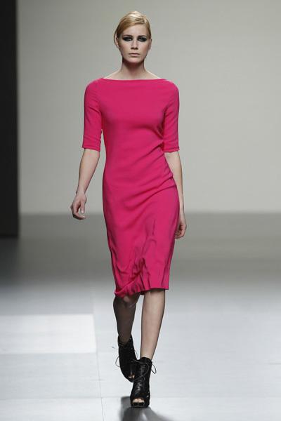 Foto de Ángel Schlesser en la Cibeles Madrid Fashion Week Otoño-Invierno 2011/2012 (10/10)