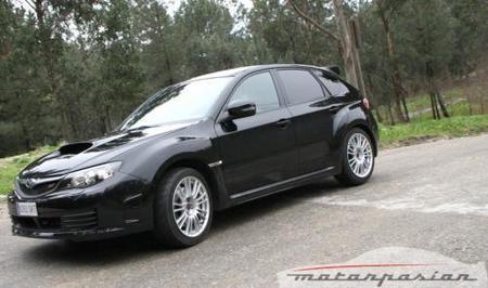 Subaru Impreza WRX STI, prueba (parte 2)