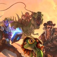 Salvadores de Uldum, la nueva expansión de Hearthstone, trae de vuelta a la Liga del Mal con cartas de Peste, el nuevo efecto de Renacer y nuevas misiones