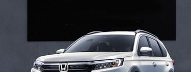 El Honda BR-V 2022 estrena generación, con más sabor a SUV y un enorme salto en seguridad