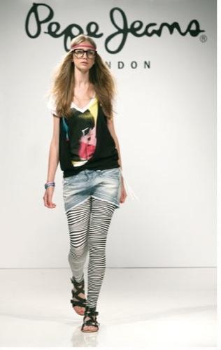 Colección Pepe Jeans, Primavera-Verano 2010 I