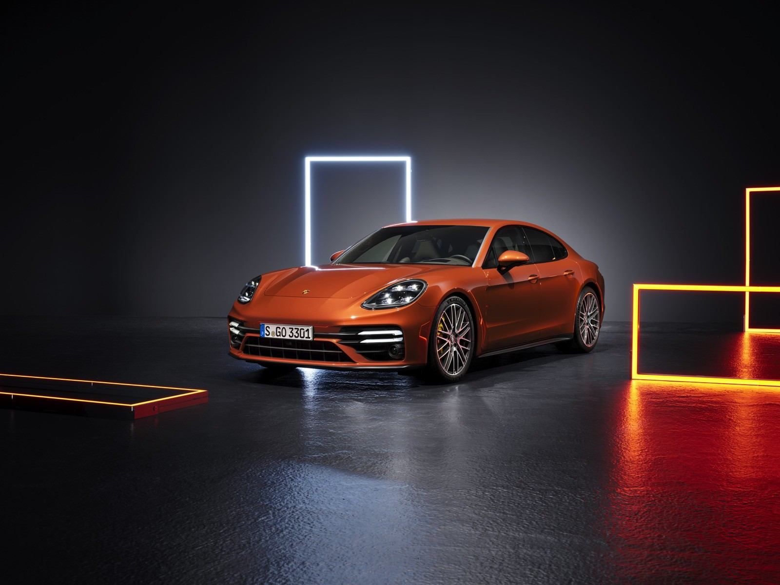 Foto de Porsche Panamera 2021 (8/57)