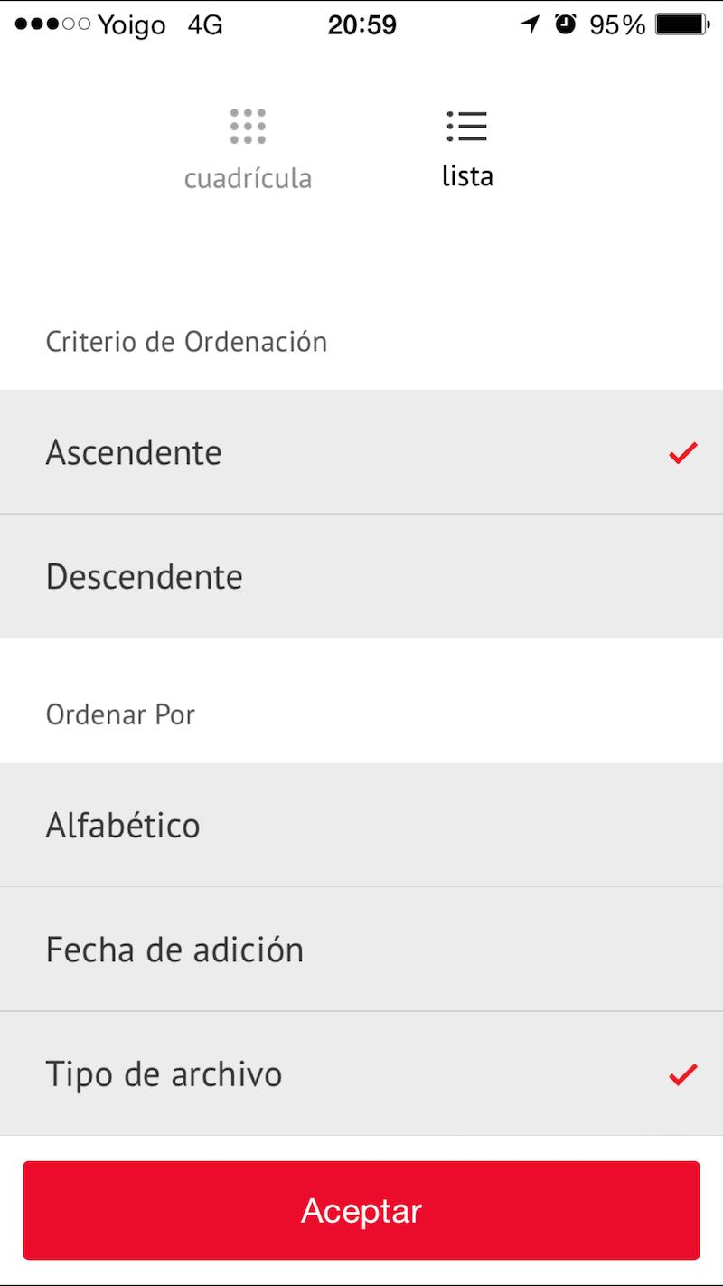 Foto de Así es la aplicación de SanDisk iXpand (13/21)