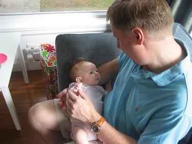 Los padres podrán tener permiso de lactancia, aunque la madre no trabaje