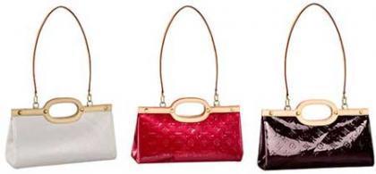 Bolsos Vernis Roxbury Drive de Louis Vuitton: práctico y elegante