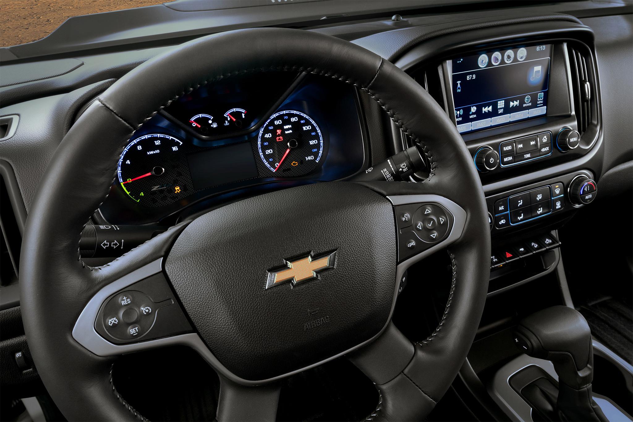 Foto de Chevrolet Colorado ZH2 (8/11)