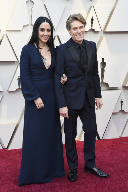 1 Willem Dafoe 91st Annual Academy Awards Arrivals