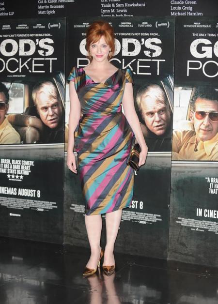 christina hendricks vivienne westwood vestido