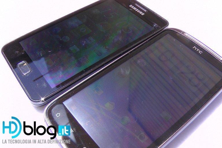 Foto de Samsung Galaxy SII vs. HTC Sensation (6/29)
