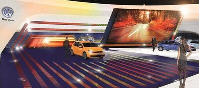 Volkswagen calienta motores para el Autoshow de Frankfurt