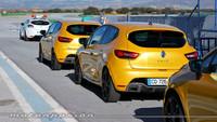 Renault Clio RS 200 EDC, presentación y prueba con vídeo en Granada (parte 2)