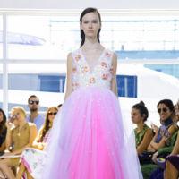 Josep Font se corona como arquitecto de la moda en la colección Delpozo Primavera-Verano 2016