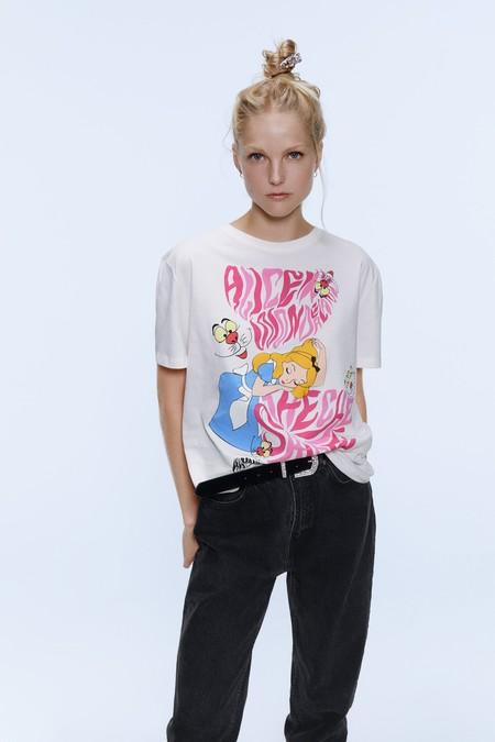 Camiseta Disney Zara 17