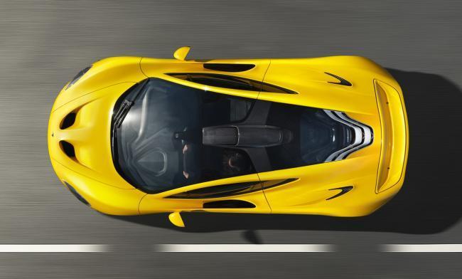 McLaren P1, más de un millón de euros y más rápido que el McLaren F1