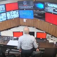 No es una película, es un hackeo en la vida real: este es el momento exacto en el que hackers irrumpen la seguridad de una prisión de Irán