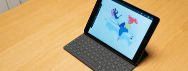 Trabaja y juega con el iPad (2019) Wi-Fi + Cellular de 128 GB, la tableta de entrada más completa de Apple