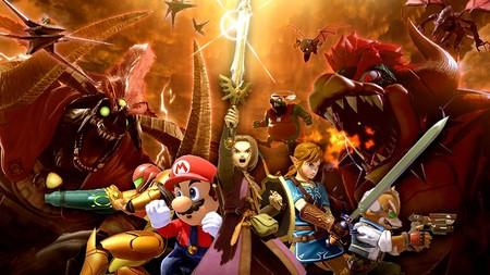 Los héroes y los villanos de Super Smash Bros. Ultimate serán los protagonistas del primer torneo temático
