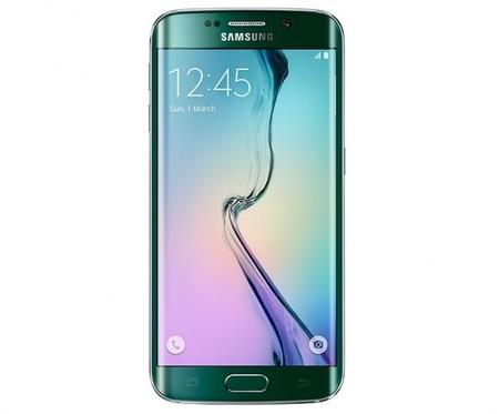Galaxy S6 Edge Frente