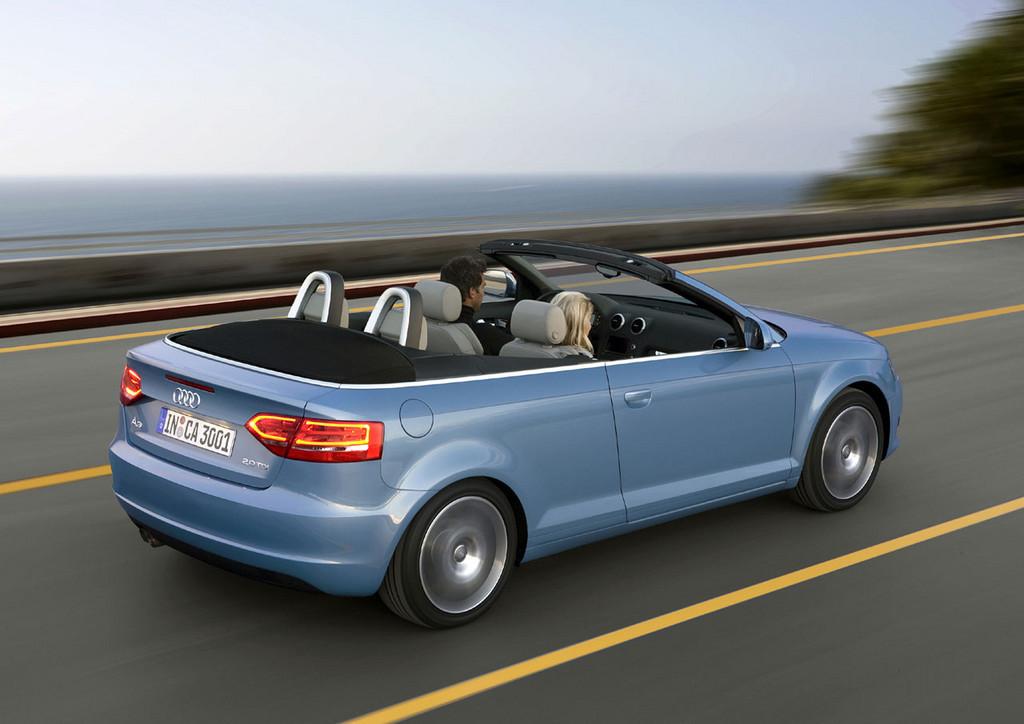 Foto de Audi A3 Cabrio (9/48)