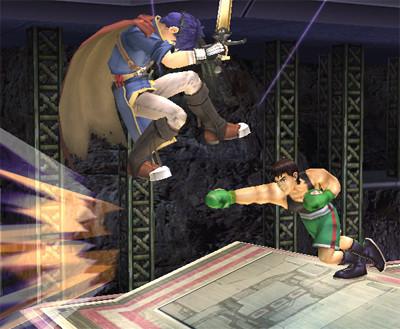 Little Mac en Smash Bros Brawl - 04