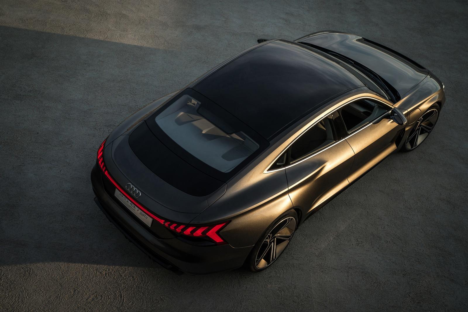 Foto de Audi e-tron GT concept 2018 (37/55)