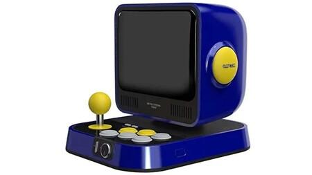 La nueva consola retro de Capcom incluye juegos de 'Street Fighter' y 'Mega Man' y tiene un encantador toque vintage