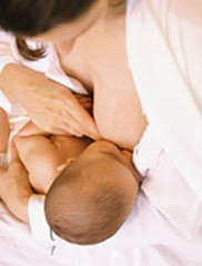 Los bebés amamantados conservan sus reservas de hierro a los 6 meses