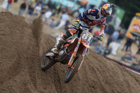 Jorge Prado Mx2 Lommel Ktm