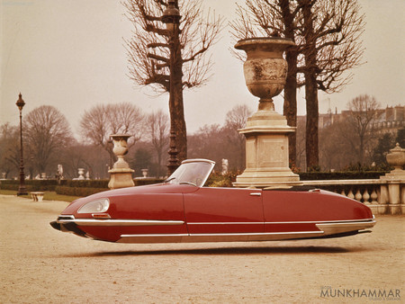 Flying Citroen Ds Decapotable By Jacobmunkhammar D5vte8j