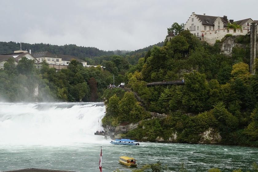 Visitando las cataratas más bonitas y elevadas de Europa