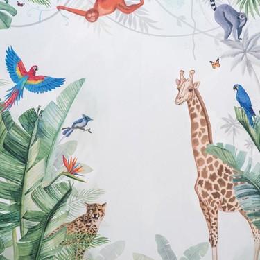 Habitaciones infantiles llenas de fantasía, color y diseño con los murales de Barbara Chapartegui
