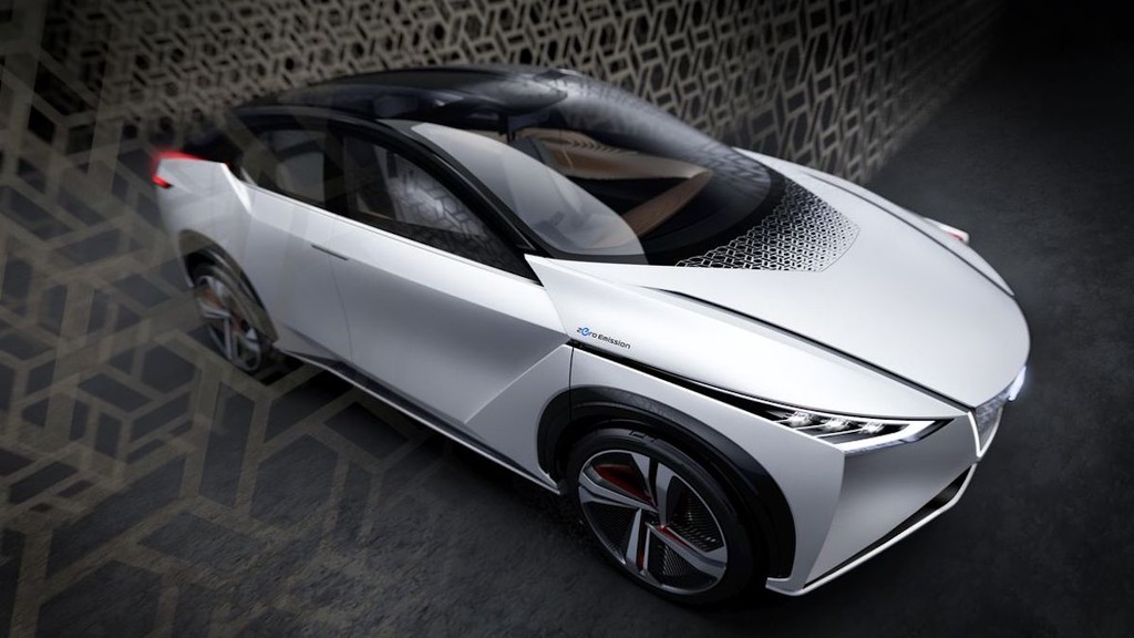 Nissan Imx Zero Emission 14
