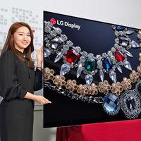 88 pulgadas y resolución 8K, así es la pantalla OLED más grande del mundo y es de LG