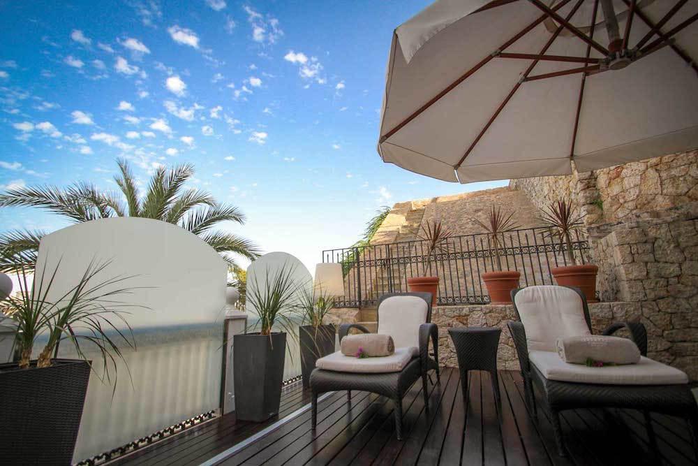 Foto de Hotel Mirador de Dalt Vila (2/12)