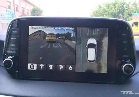 Hyundai Tucson 2018 a prueba