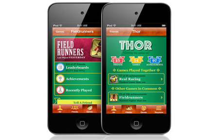 Game Center iOS