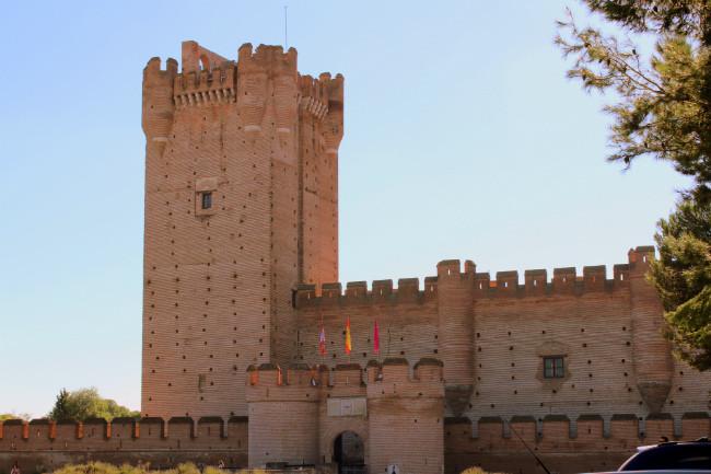 Visita al Castillo de la Mota en Medina del Campo