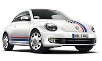Volkswagen Beetle 53 Edition, también conocido como Escarabajo aunque es Herbie en realidad