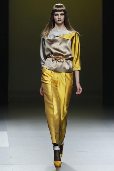 Foto de Ana Locking en la Cibeles Madrid Fashion Week Otoño-Invierno 2011/2012 (2/5)