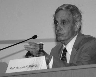 Economistas notables: John Forbes Nash