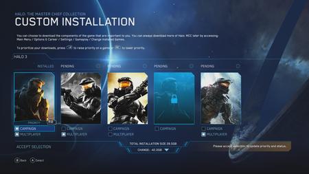 Halo The Master Chief Collection Instalacion