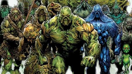 Swamp Thing es el nuevo personaje de Injustice 2