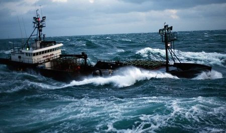 'Deadliest Catch', un trepidante reality en mitad del mar