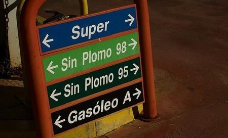 La gasolina sube un 0,6% en plena Semana Santa